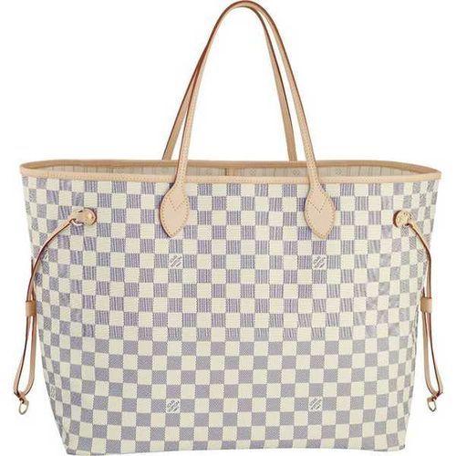 243571b82d9  Vendre Sac Femme Louis Vuitton Damier Neverfull Mm Beige N51108 Pas Cher  France Paris Store