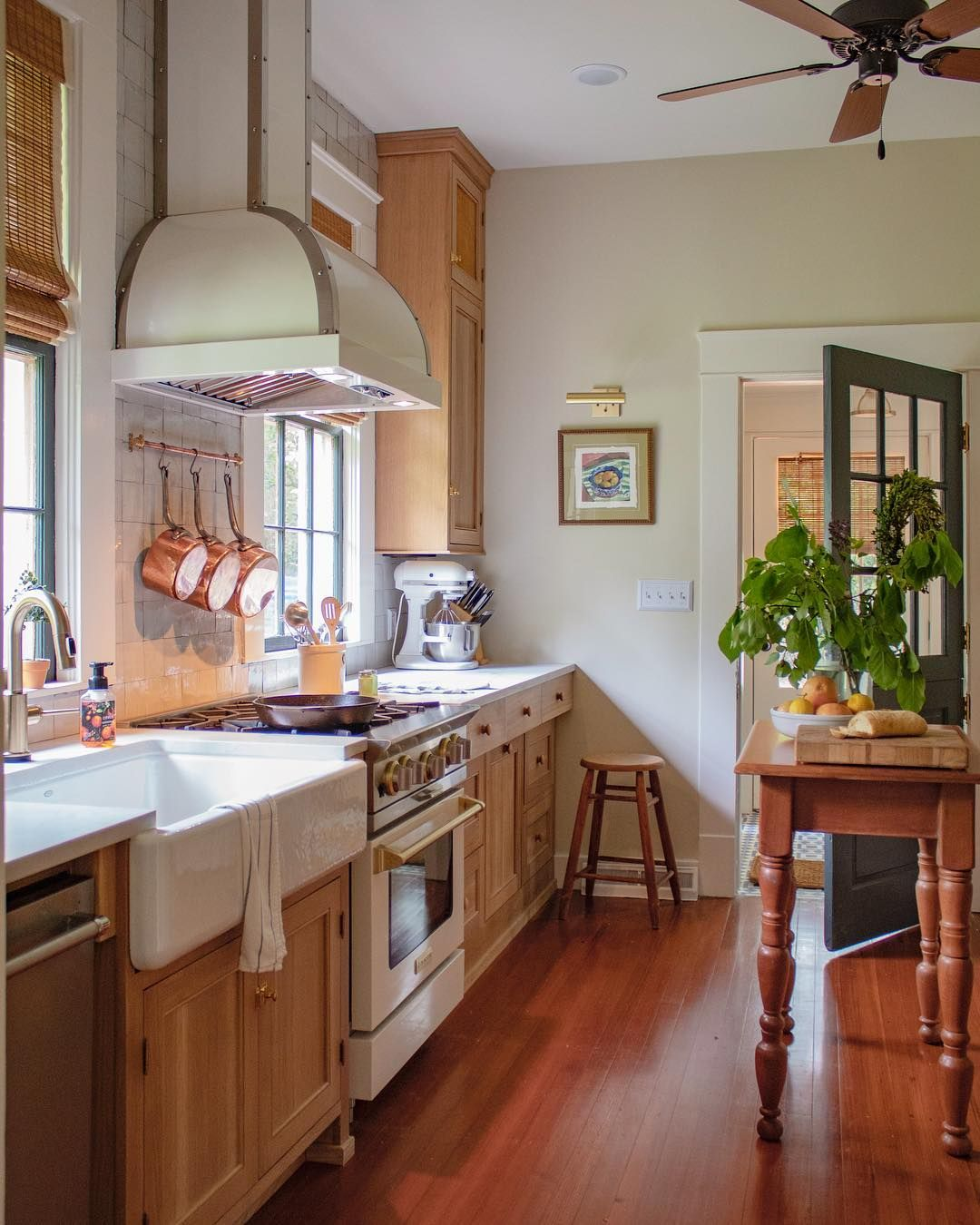 See Erin and Ben Napier's Personal Kitchen Makeover in Their 1925 Craftsman Cottage
