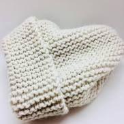 Photo of Einfache Wollmütze stricken
