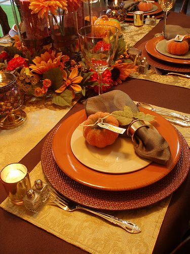 Get Awesome Thanksgiving Decoration DIY Project 7