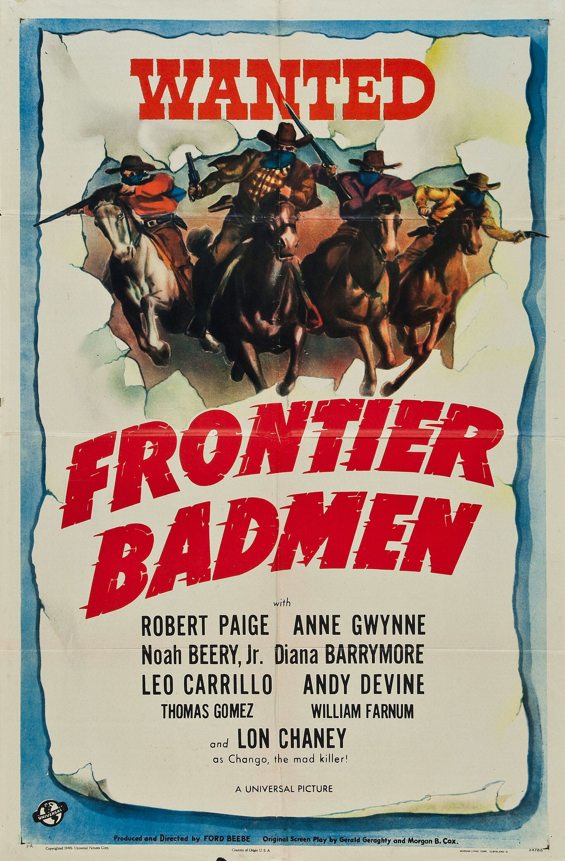 Download Frontier Badmen Full-Movie Free