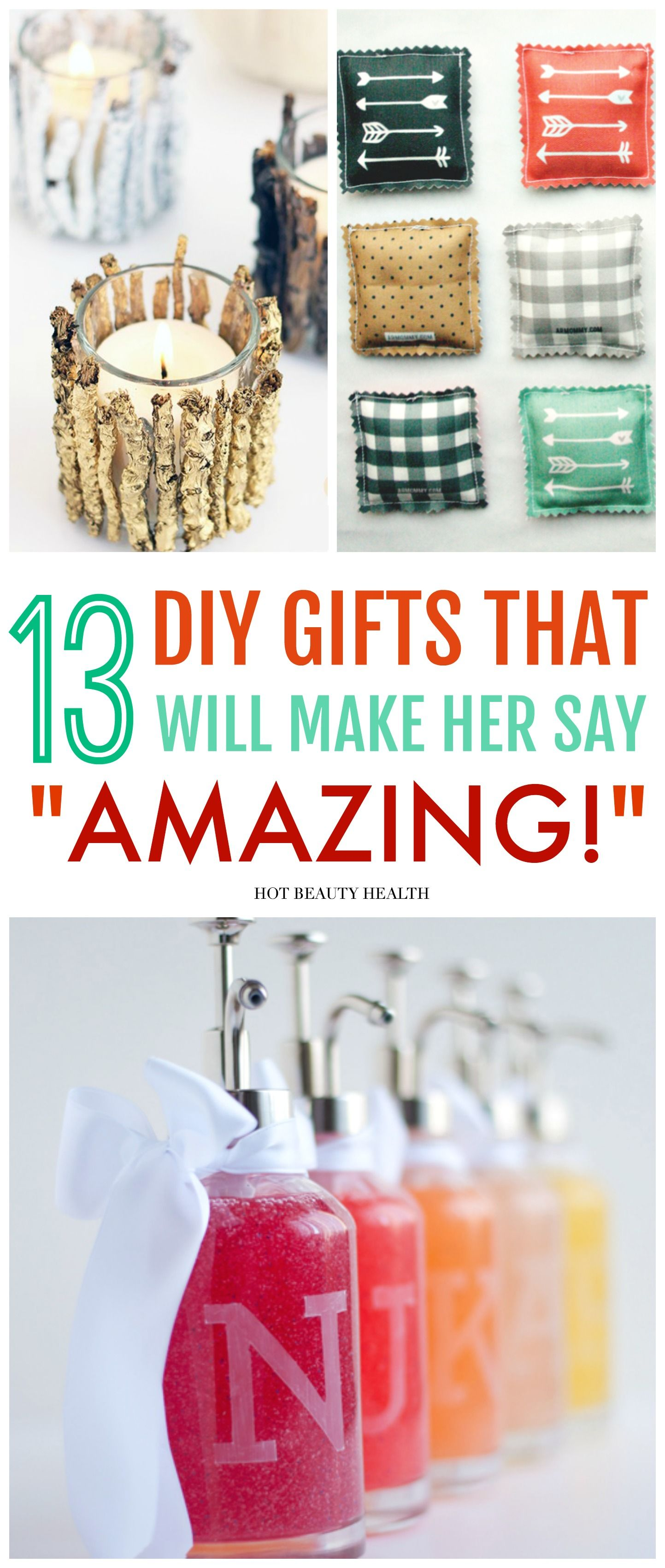 13 Amazing Diy Christmas Gift Ideas People Actually Want Diy Holiday Gifts Diy Xmas Gifts Diy Christmas Gifts