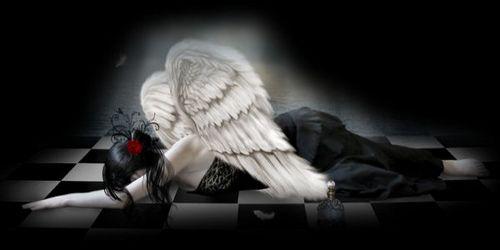 Resultado de imagem para angel gothic