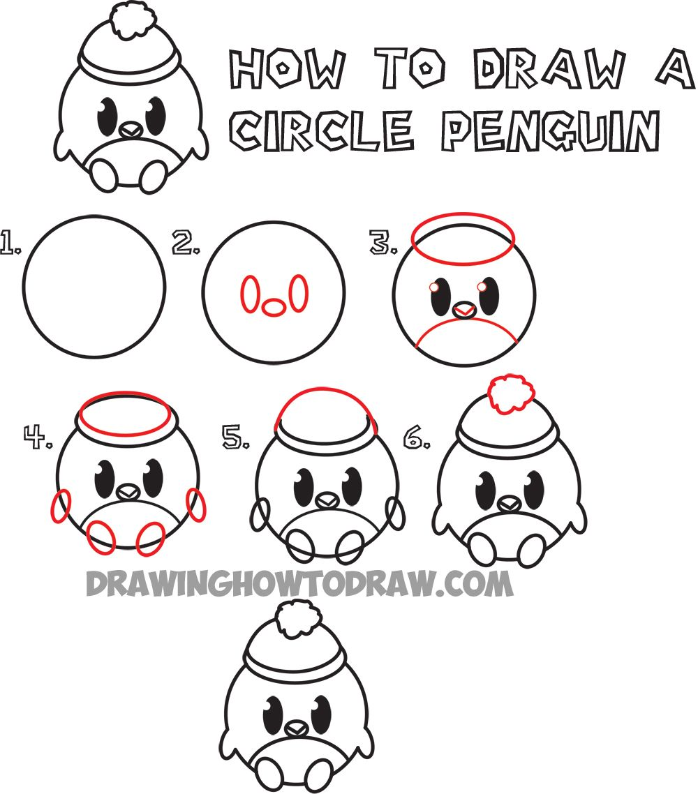 how to draw good circles