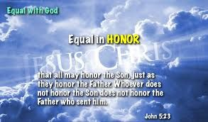 Image result for John 5:23