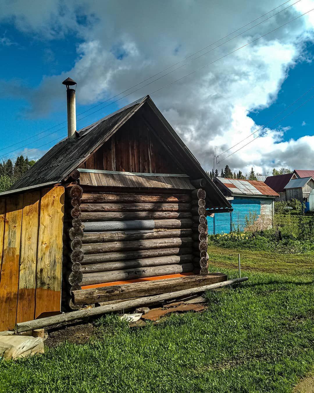 Иногда красота кроется в простоте. . . . . . . . . . perm village permkrai simple run adventure ...