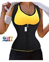Sauna Waist Trainer Ursexyly Hot Cincher Promotes Sweating During Exercise Hot Sweats Women S Shapewear Sweat Vest