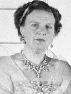 House Diamond Parure  Queen Juliana