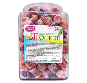 Just found Necco Wafers Candy Rolls - Tropical Mini: 150-Piece Tub @CandyWarehouse, Thanks for the #CandyAssist!