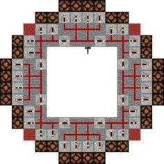 Astounding Minecraft Redstone Lighthouse Basic Electronics Wiring Diagram Wiring Digital Resources Counpmognl