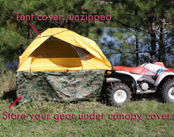 Optional 3-Season Tent