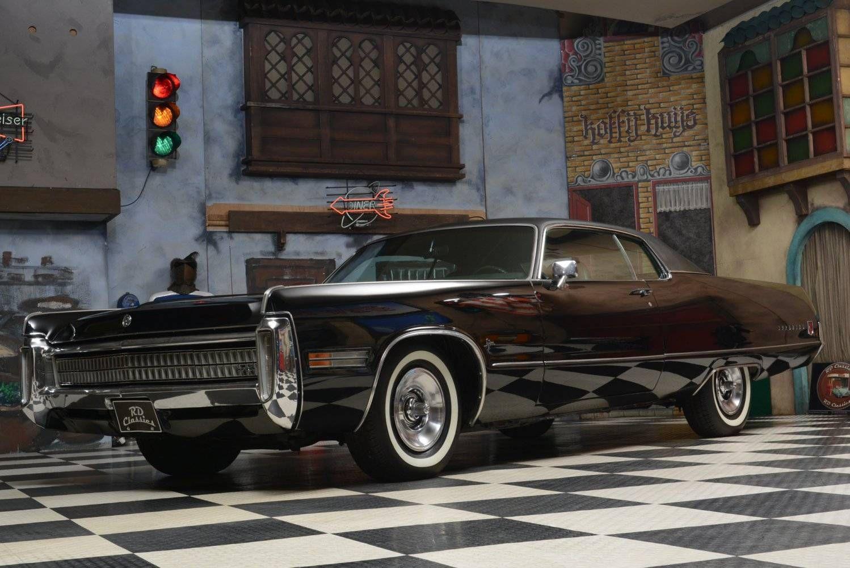 1972 Chrysler Imperial Coupe Chrysler Imperial Chrysler Cars