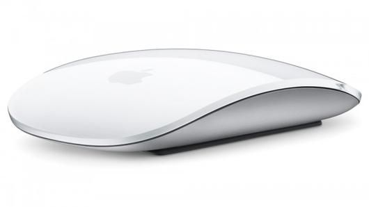Apple's Magic Mouse is Mighty Mouse Apple magic mouse