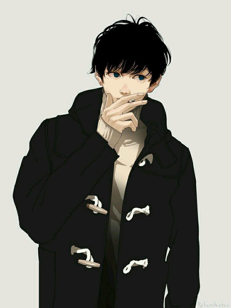 Idea by on bag anime boy anime