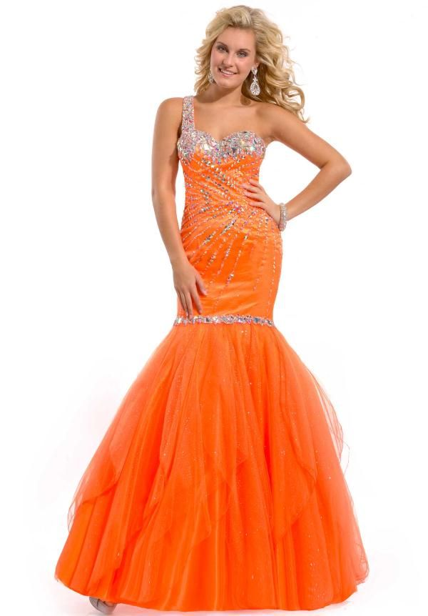 2013 Prom Dresses with Straps