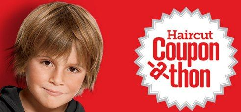 Mastercuts Coupon Haircuts 7 99 9 99 Free Haircuts At Jcpenney For Kids K 6 With Images Free Haircut Haircut Coupons