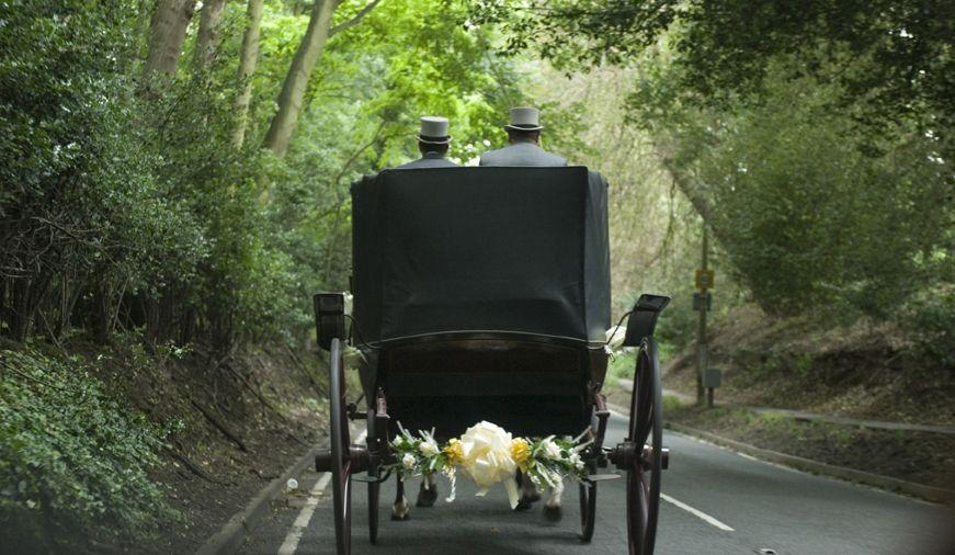 Love the Surrey fairytale settings ... Wedding Photography taken by Anna Nesic , Wedding Photographer