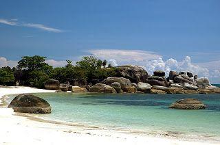 Belitung, Sumatra, Indonesia