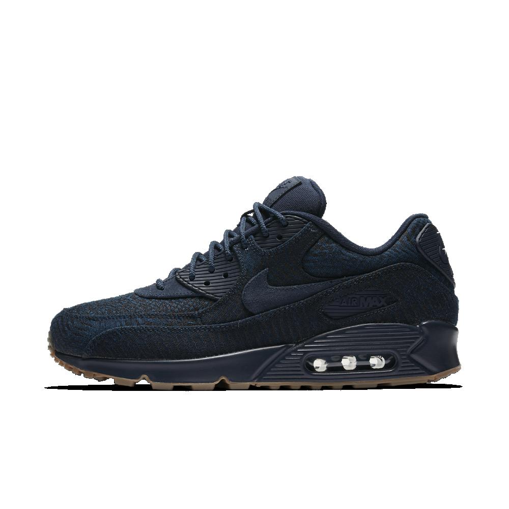 dbedf4c5 Nike Air Max 90 Premium Indigo Men's Shoe Size 11.5 (Blue ...