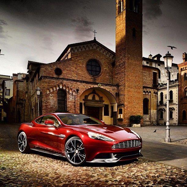 Aston Martin Automobile - Cool Picture
