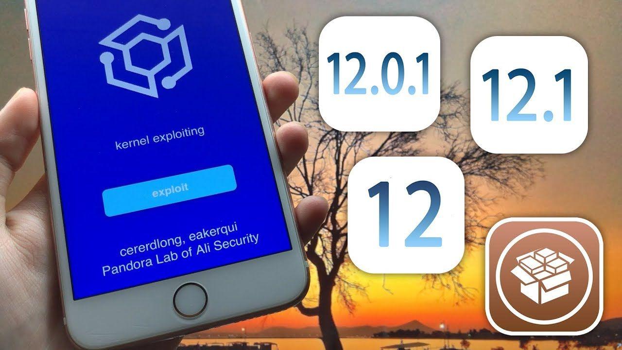 Pandora 12 - Jailbreak iOS 12 1 - 12 0 1 - 11 4 1 How to
