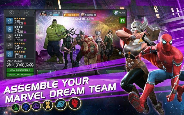 Assemble Your Marvel Dream Team