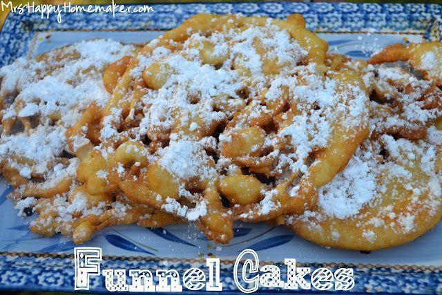 1 receta de pastel de embudo Pastel de embudo # Torta # pastel # Pastel de hinojo #funnel #funnelcake