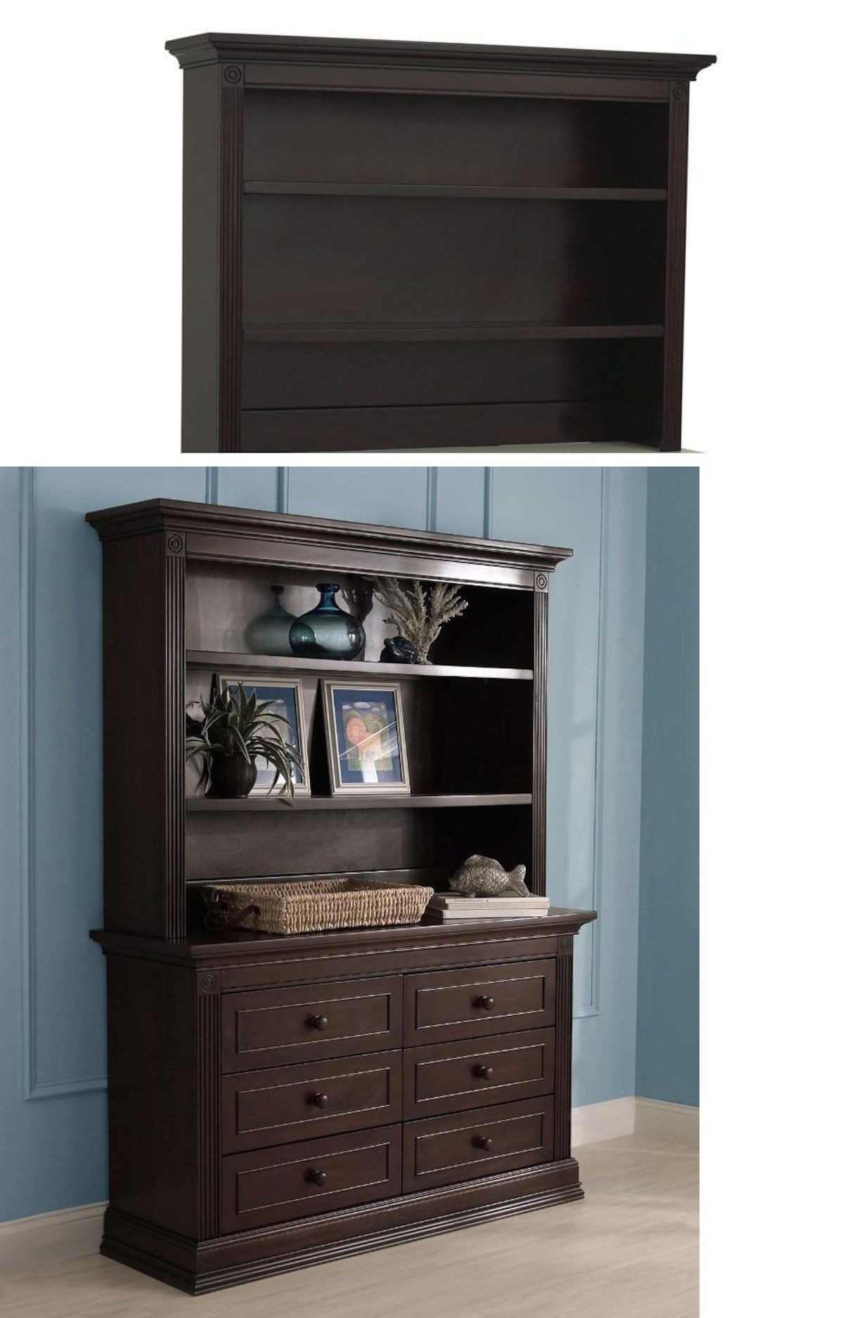 Nursery Furniture Sets 20425 Baby Cache Montana Hutch Espresso It Now