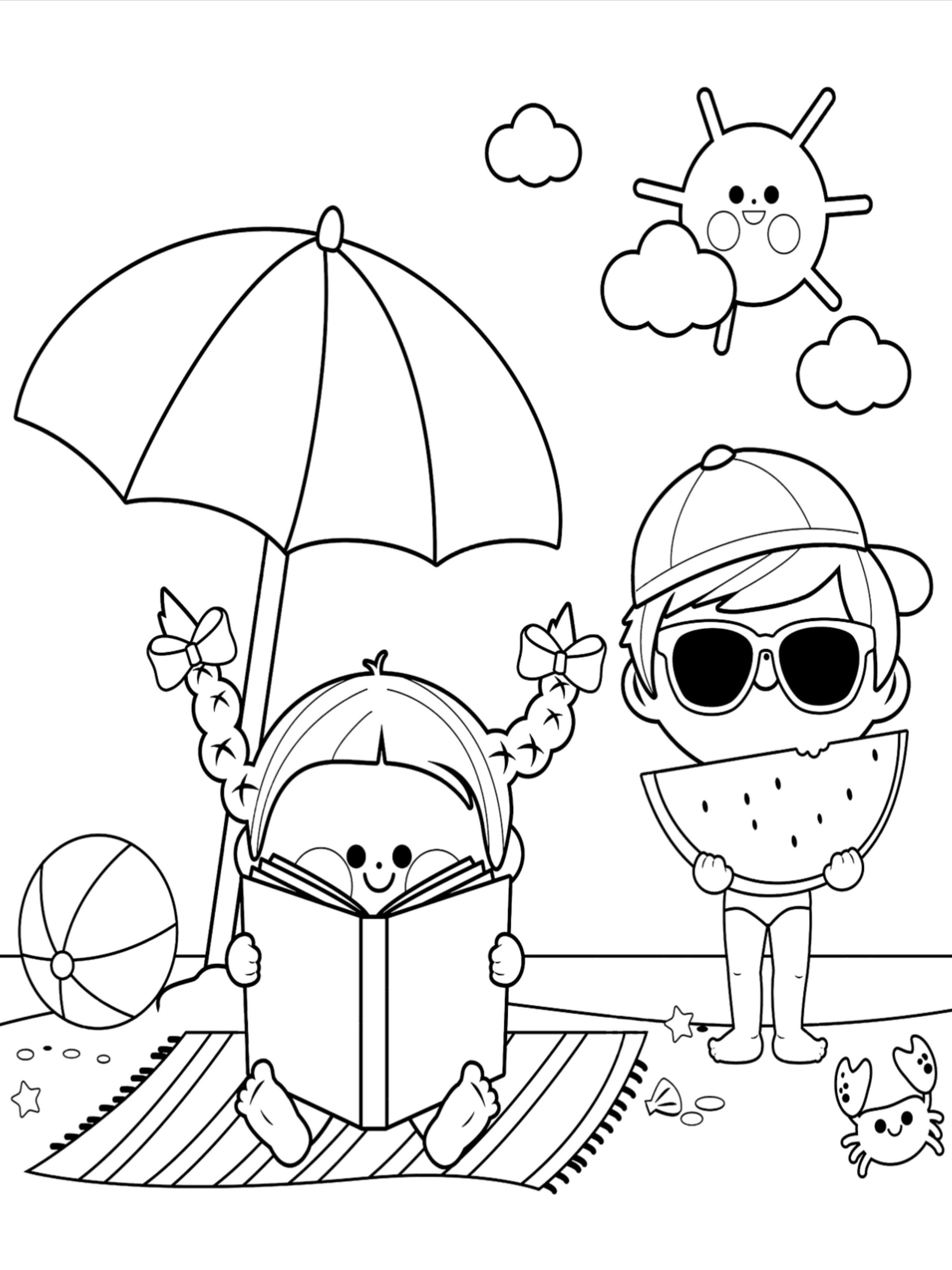 50 Weather Coloring Pages For Kids Coloring Pages For Kids Printables Free Kids Coloring Pages