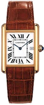 Dream watch-Cartier Tank Louis