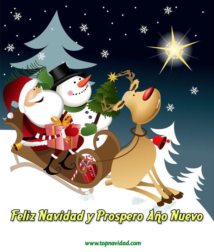 Frases de feliz navidad para dedicar bellos paisajes y - Feliz navidad frases ...