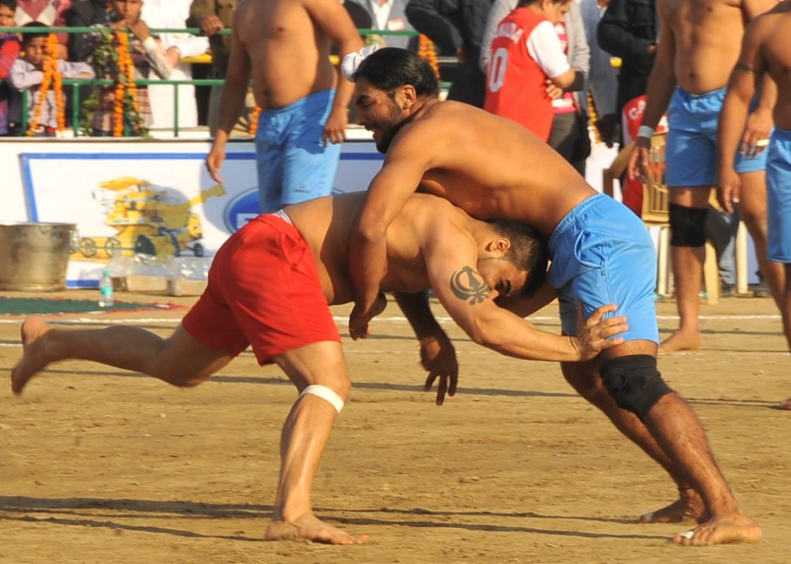 Circle Style World Cup Kabaddi 2012 In Full Swing In Punjab India This 15 Day Sports Spectacle Has Generated Bigger Than E Kabaddi World Cup Sports World Cup