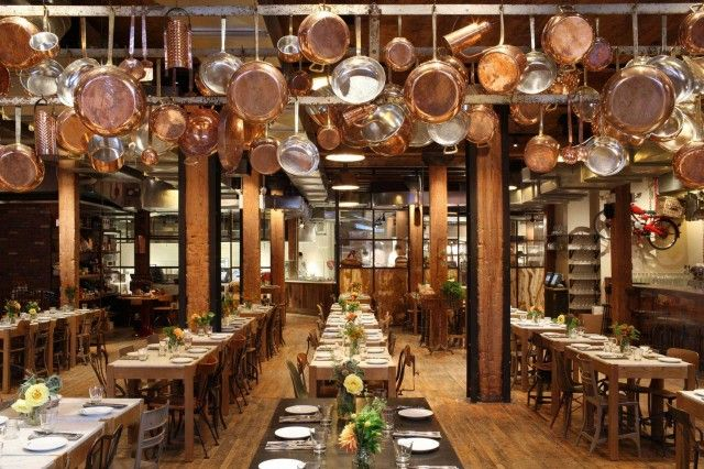 rana restaurant in chelsea market nyc wedding new york