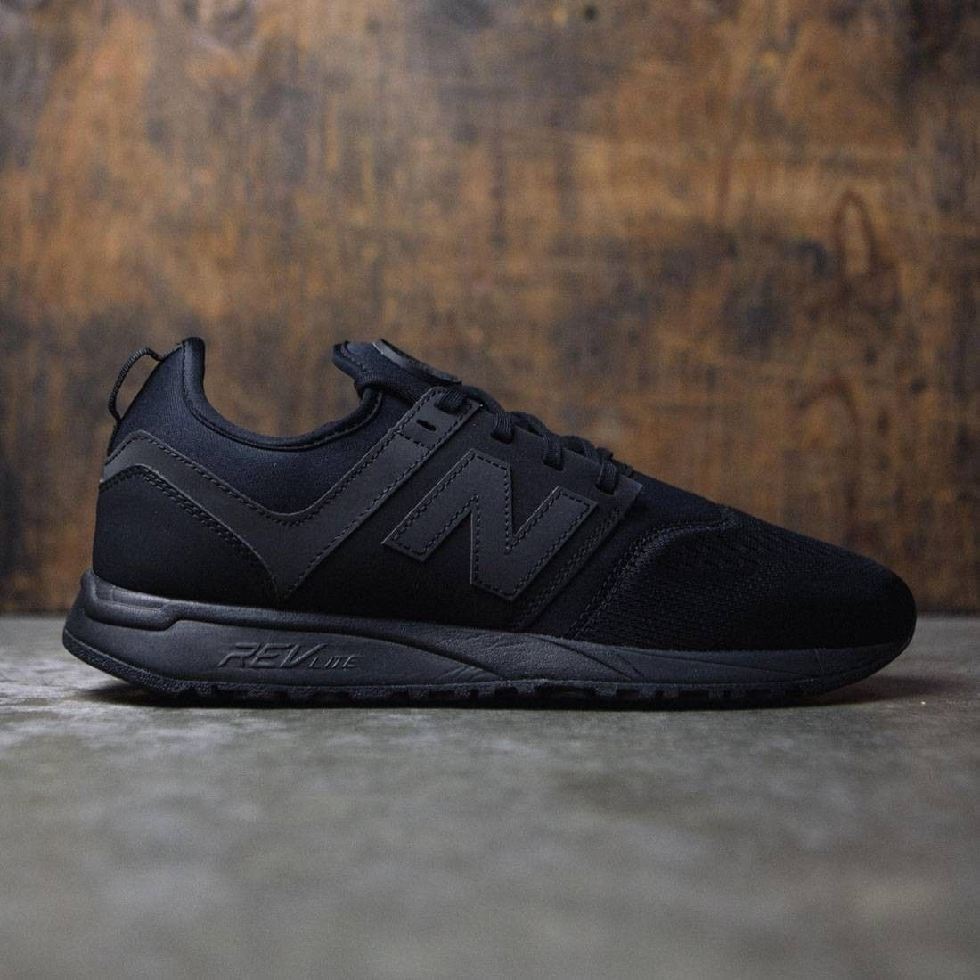 new balance 247 sport black
