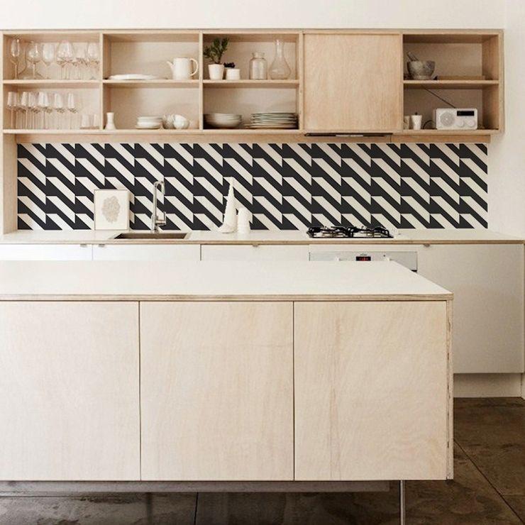 Kitchen Wallpaper Backsplash: Wallpaper Backsplashes From KitchenWall.