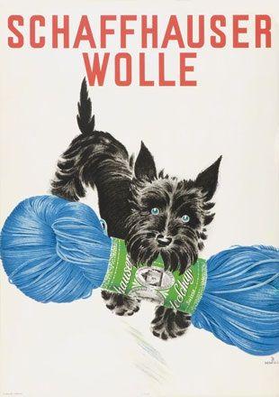Franco Barberis, Schaffhauser Wolle,1937