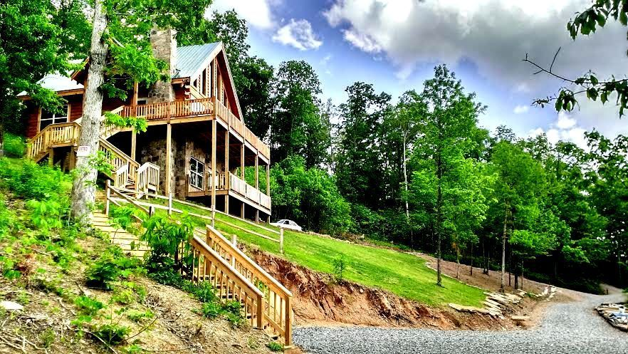 Chattanooga vacation rental vrbo 507906 3 br east