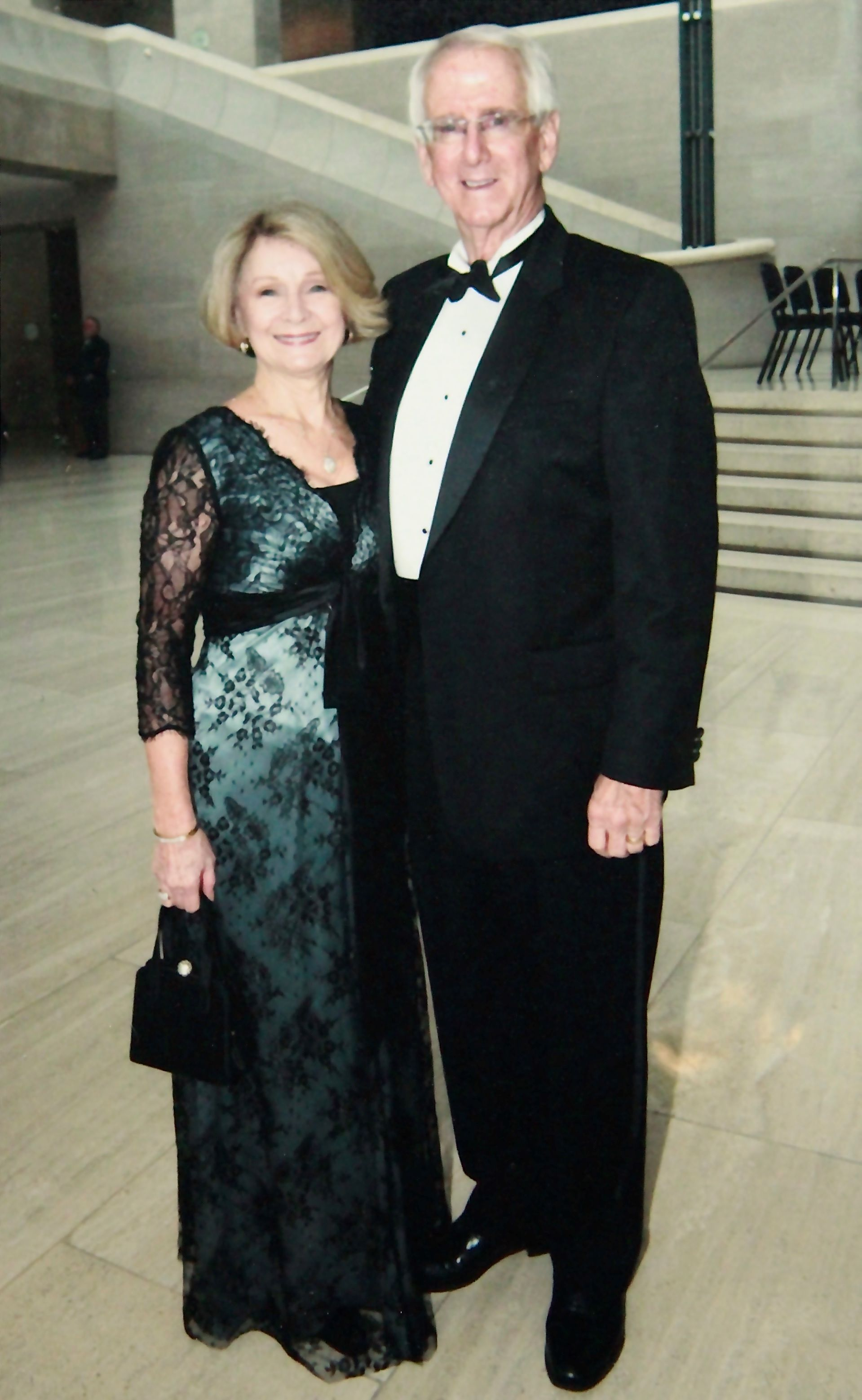 Susie and Jerry Wilson - Great article format for announcing a large gift.