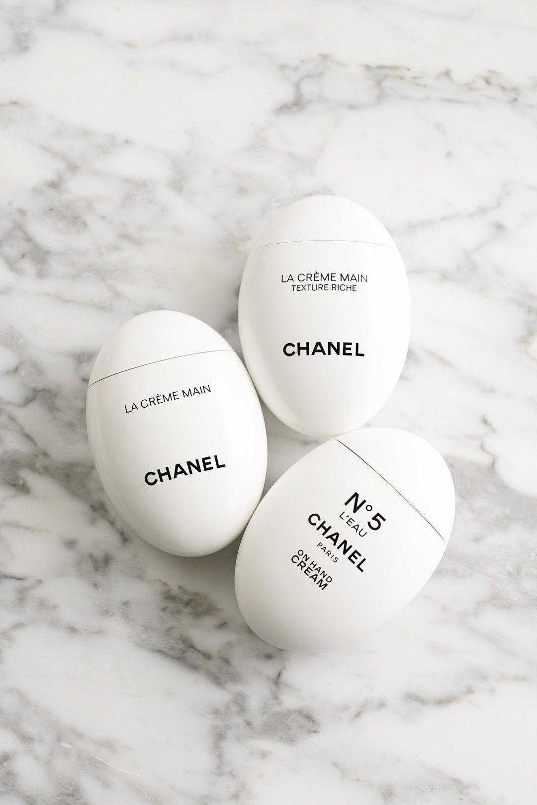 9abd450f Chanel Hand Cream Review, La Creme Main, No 5 Leau On Hand Cream and ...