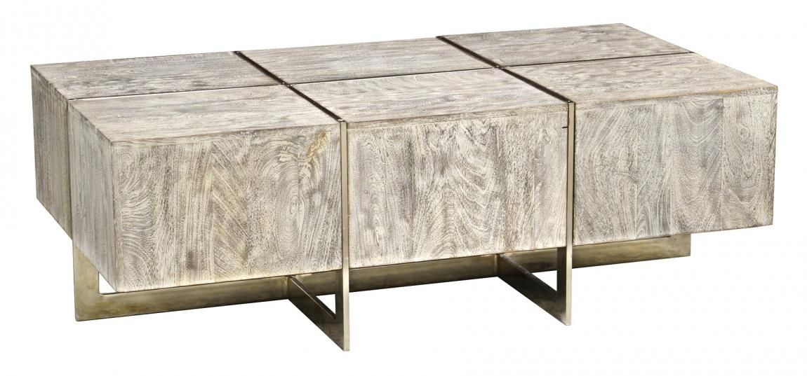 fresno cocktail table. star furniture #437-613 | rustic. reclaimed