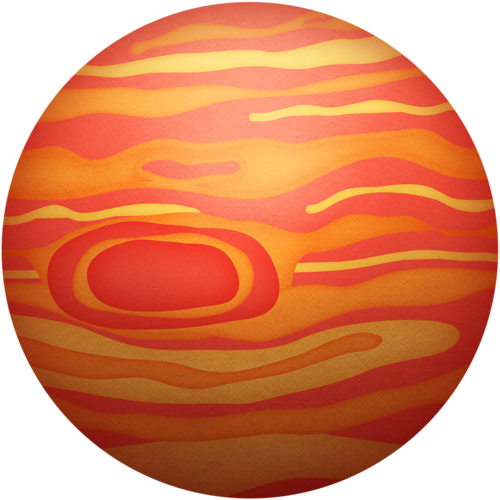 jupiter clip art planet png - photo #5