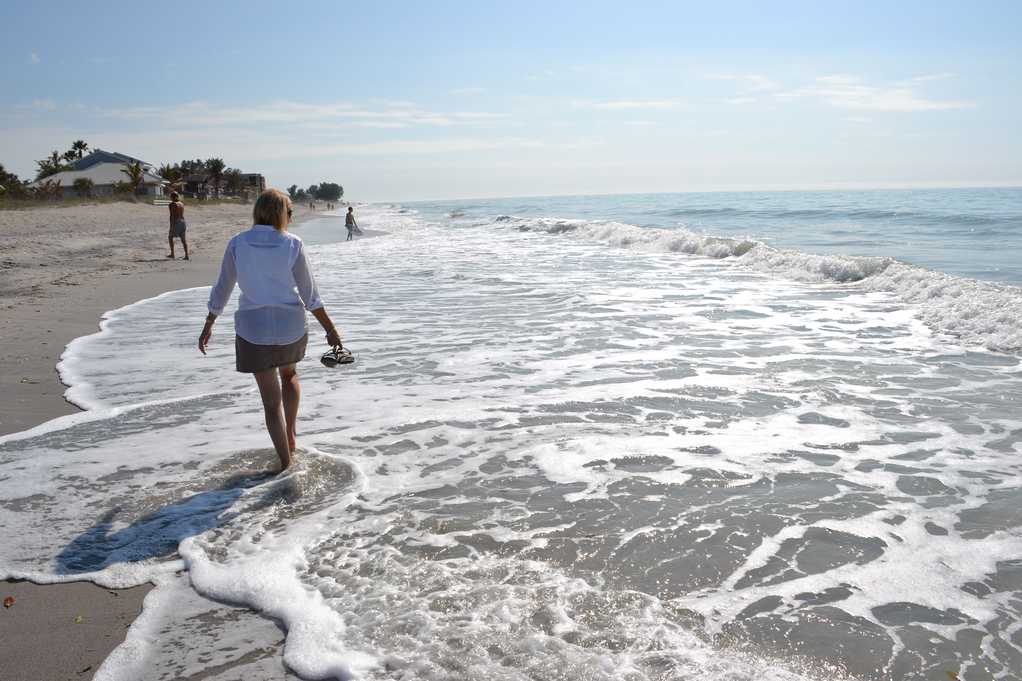 Englewood Beach, FL | Englewood beach, Beach walk, Beach