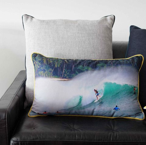 Tommy Wave Cushion