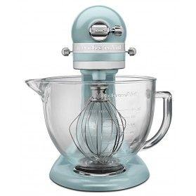 Kitchenaid 5 Quart Artisan Design Series Tilt Head Stand Mixer Azure Blue Kitchen Aid Kitchenaid Artisan Stand Mixer Kitchen Aid Mixer