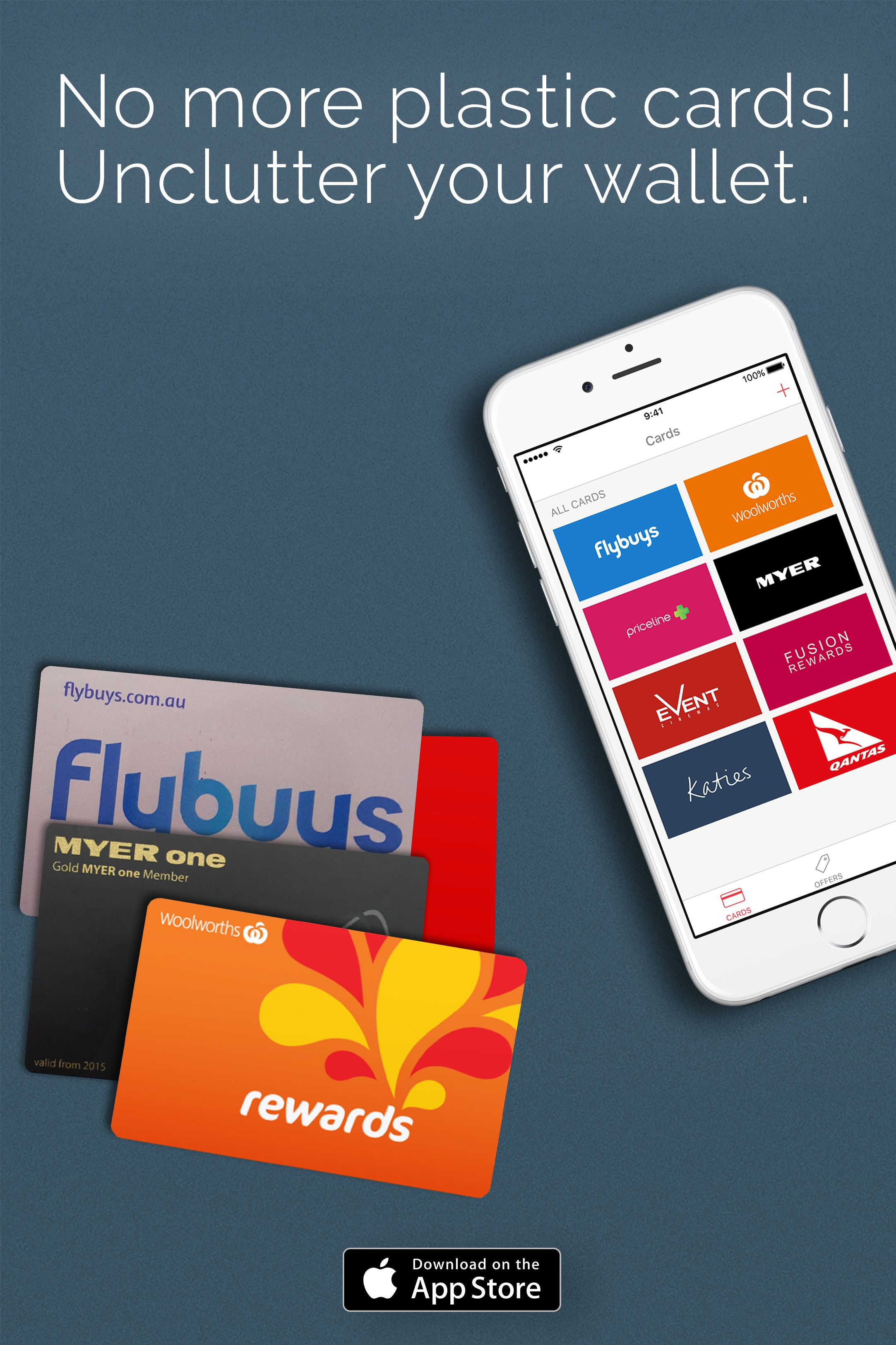 No more plastic cards! All your loyalty cards in one free app ...
