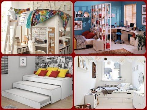 Small Room Organizing Tips | Euffslemani.com