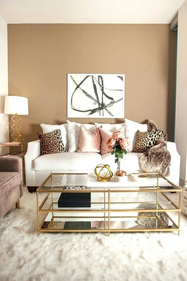 Gold Paint Living Room Ideas Best Tan Walls Ideas On Tan Bedroom Tan And Beige Living Room Paint Living Room C Glam Living Room Home Decor Bedroom Living Decor