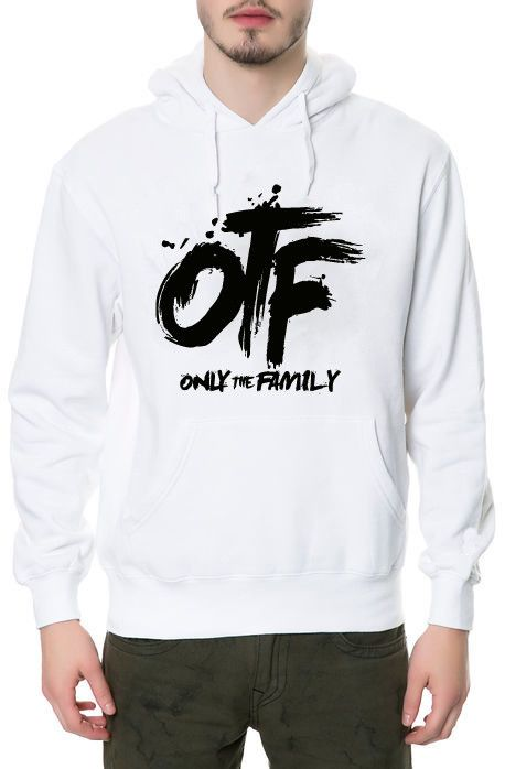 otf hoodie white lil durks l clothing pinterest