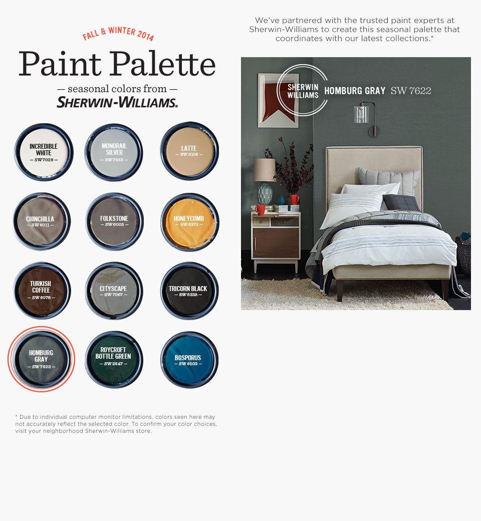 Brilliant Interior Paint Color Schemes: Similar To Roycroft Bottle Green, Shutters