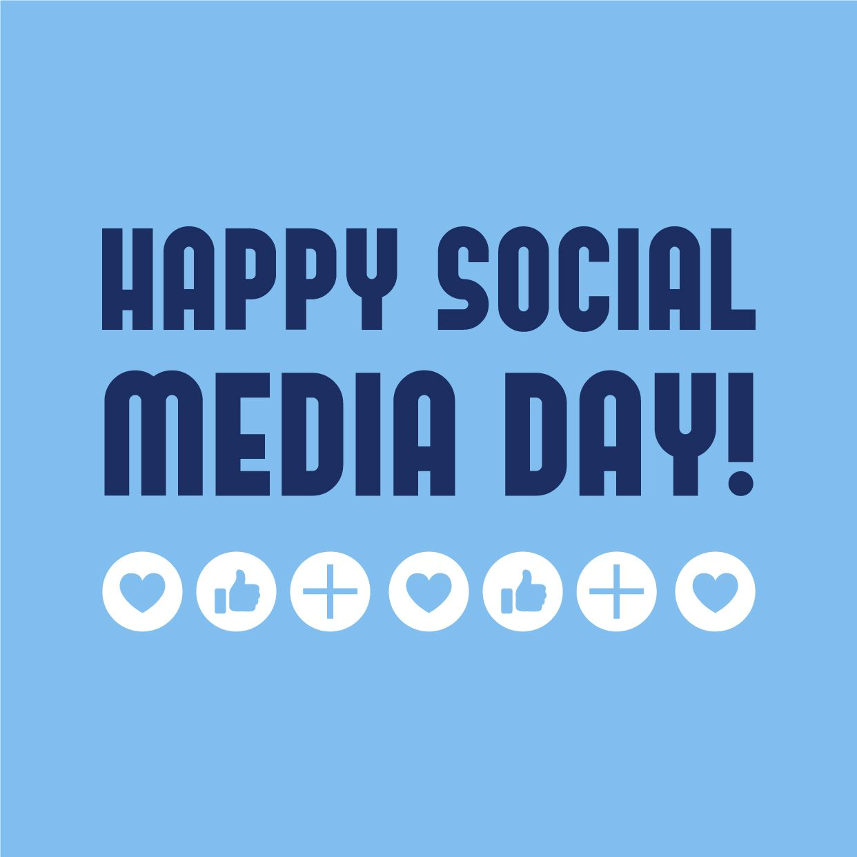Its national social media day what was the first social